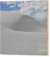 New Mexico Land Of Dreams 2 Wood Print