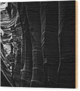 Landscape 118 Wood Print