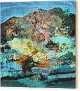 Landscape 120717-5 Wood Print