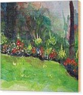 Landscape-3 Wood Print