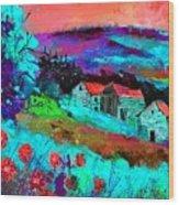 Landscape 69513061 Wood Print