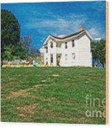 Landscape - Missouri Town - Missouri Wood Print