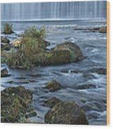 Lanesboro Dam 9 Wood Print