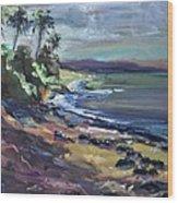 Laniakea Wood Print