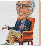Larry David Wood Print