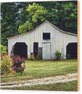 Larsen Barn Wood Print