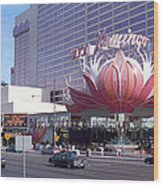 Las Vegas 8 Wood Print