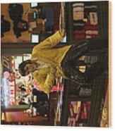 Las Vegas - Excalibur Casino - 12126 Wood Print by DC Photographer