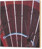 Las Vegas - Fremont Street Experience - 121211 Wood Print by DC Photographer