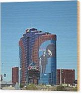 Las Vegas - Rio Casino - 12121 Wood Print