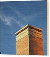 Las Vegas - Wynn Casino - 121214 Wood Print
