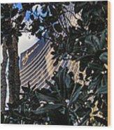 Las Vegas - Wynn Hotel Wood Print