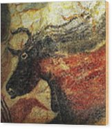 Lascaux II Number 2 - Horizontal Wood Print