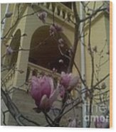 Last Artefact Sochi Spring Wood Print