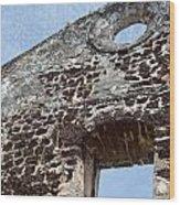 Last Fortress Wood Print