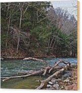 Laurel Hill Creek Wood Print