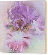 Lavendar Dreams Wood Print