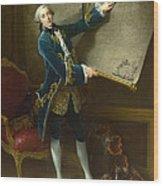 Le Comte De Vaudreuil Wood Print