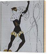 Le Pavillion D'armider Wood Print