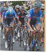Le Tour De France 2014 - 2 Wood Print
