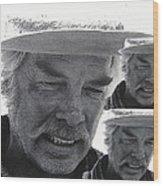 Lee Marvin Monte Walsh #1 Old Tucson Arizona 1969-2012   Wood Print