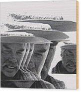 Lee Marvin Monte Walsh #2 Old Tucson Arizona 1969-2012   Wood Print