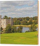 Leeds Castle Golf 2 Wood Print