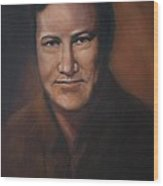 Lefty Frizzell Wood Print