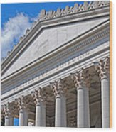 Legislative Building - Olympia Washington Wood Print