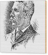 Leonard Wood (1860-1927) Wood Print