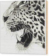 Lep Wood Print