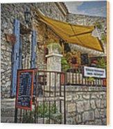 Les Baux De Provence France Dsc01887 Wood Print