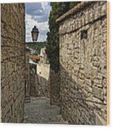 Les Baux De Provence France Dsc01926  Wood Print