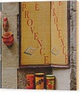 Les Baux De Provence France Dsc01931 Wood Print