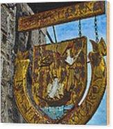 Les Filles Du Roy Wood Print