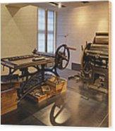 Les Invalides - Paris France - 011343 Wood Print