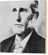 Lester Frank Ward (1841-1913) Wood Print