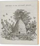 Lettsom's Apiary Wood Print