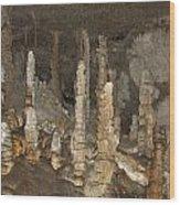 Lewis And Clark Caverns 3 Wood Print