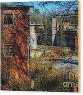 Lexington Mill Wood Print