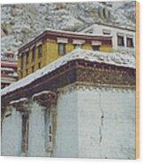 Lhasa Tibet 1 By Jrr Wood Print