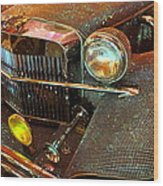 Liberace's Ride Wood Print