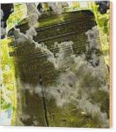 Liberty Bell 3.2 Wood Print