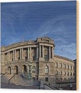 Library Of Congress - Washington Dc - 011324 Wood Print