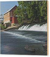 Lidtke Mill 1 B Wood Print