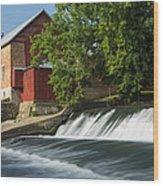 Lidtke Mill 2 Wood Print
