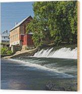 Lidtke Mill 3 Wood Print