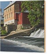 Lidtke Mill 4 Wood Print