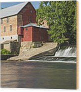 Lidtke Mill 5 Wood Print