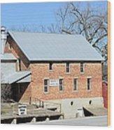 Lidtke Mill Wood Print